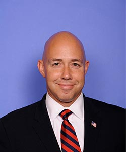US Congressman Brian Mast District 18