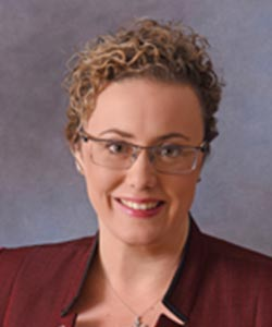 State Rep Erin Grall District 54