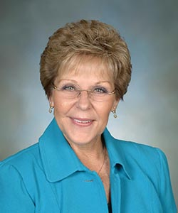 Commissioner Frannie Hutchinson