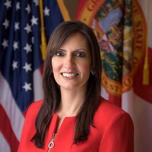Lieutenant Governor Jeanette Nuñez