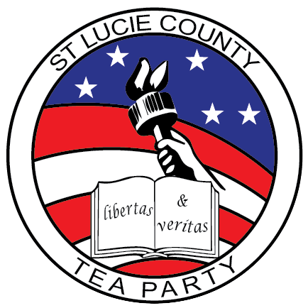 St. Lucie Tea Party Logo